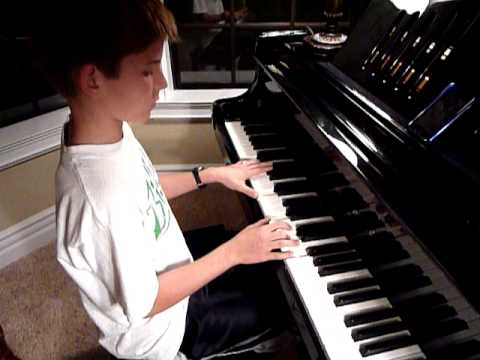 Greenday 21 Guns Piano Cover By Cole Stanfield