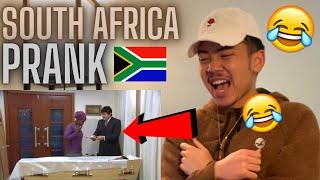 SOUTH AFRICA PRANK!