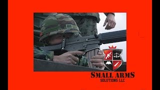 The South Korean K2 Rifle - Daewoo K2 Semi-Auto Rifle