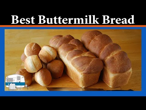 How To Bake Buttermilk Bread