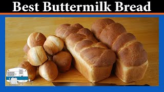How to Make Buttermilk Bread
