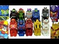Full Set Of SIngle and Double Battle Packs - Angry Birds Transformers Telepods - Unbox, Review