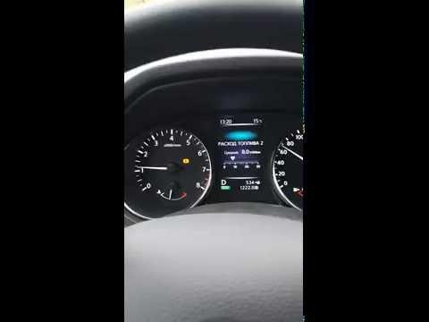 Nissan Qashqai 2015 проблемы с ручным тормозом 3 умирает
