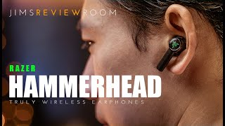 RAZER HAMMERHEAD True Wireless Earphones - REVIEW