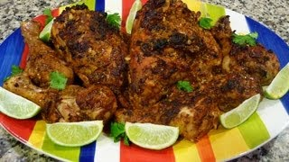 Broiled Chicken Mexican Style Recipe  (how To)
