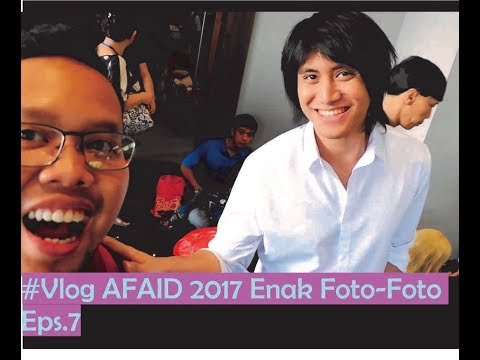 AFAID 2017 - #Vlog Ketemu Kevin Vierratale eps.7