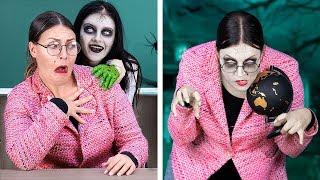 видео: Зомби в школе! Зомби канцелярия – 11 идей
