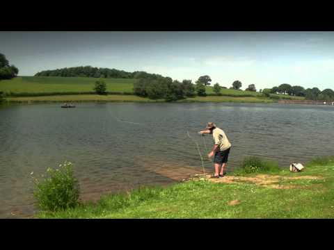 Angler's Guide To Trout Fishing At Hawkridge Reservoir