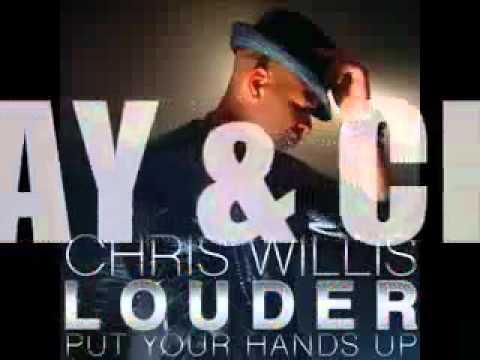 CHRIS WILLIS - LOUDER (CANDYS, HOLIDAY & CHRISTOPH...