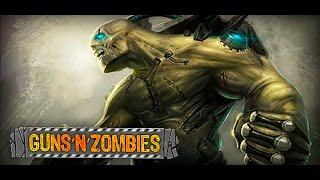 Guns'N'Zombies: N'Aliens - Gameplay