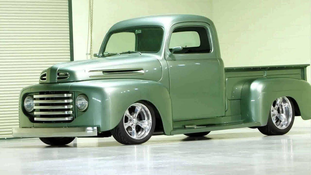 1949 Ford F1 Pickup Youtube