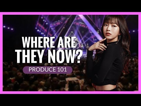 PRODUCE 101: where are they now? [PART 9]