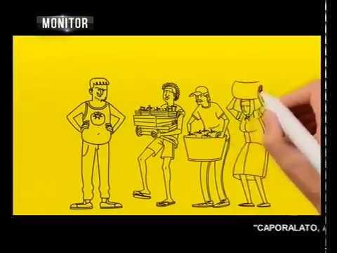 Monitor Lazio Tv   CAPORALATO, AFFARI E SFRUTTAMENTO