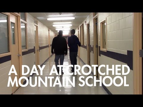 A Day at Crotched Mountain School