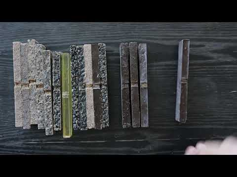 Epoxy granite stiffness - test and results
