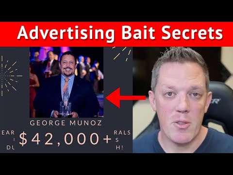 Advertising Bait - $42K in EXTRA money generated!  vacation incentives