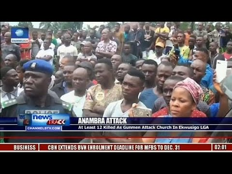 Deadly shooting spree in Nigerian church