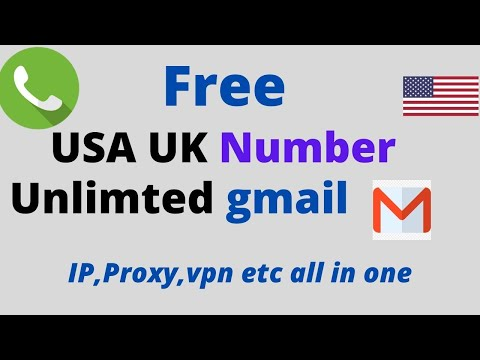 How To Get Free USA Phone Number 2020