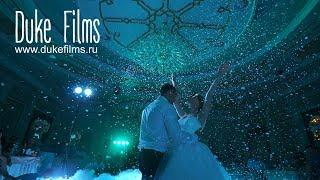Красивый первый танец на свадьбе в Крыму