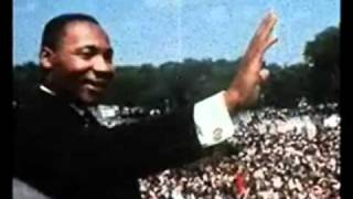 Martin Luther King Jr and Tupac Tribute- The Struggle song ( remix)