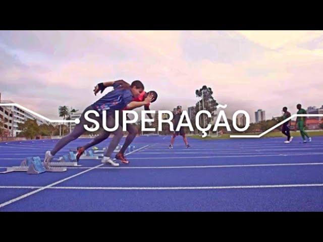 #AbraceoEsporte - Superação