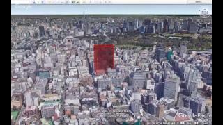 日本テレビ棟シミュレーション
