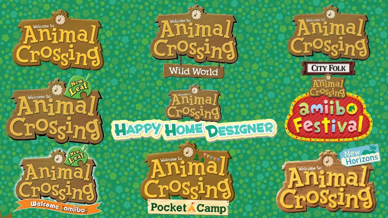 New Amiibo 2020 Animal Crossing  All Trailers (2001 2020)   YouTube