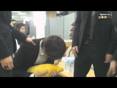 [CLIP] 111027 BABA B1A4 Episode 8: