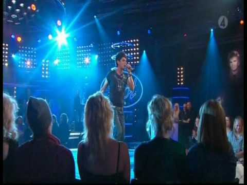 Kevin Borg - Living On A Prayer (Idol 2008)