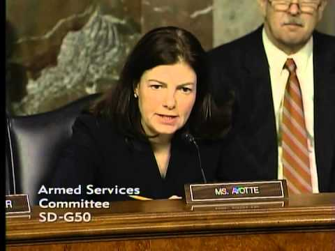 Senator Ayotte Questions General Kelly About Guantanamo Bay As A Recruitment Tool for Terrorists