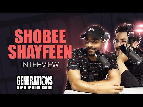 Youtube: Shobee (Shayfeen) | Interview: ses débuts, le rap marocain, French Montana…
