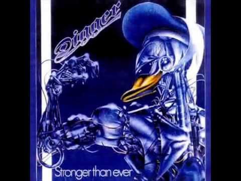 Digger - Stronger Than Ever [FULL ALBUM]