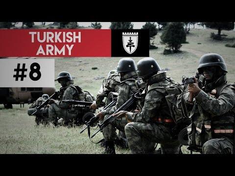 Turkish Army   Türk Ordusu   Action ᴴᴰ   #8