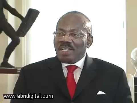 Jim Ovia - Co-Founder of Zenith Bank - Part 1