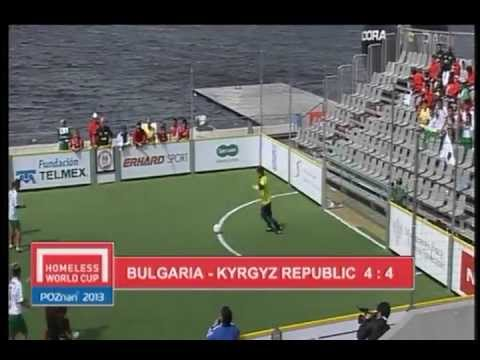 BULGARIA - KYRGYZ REPUBLIC