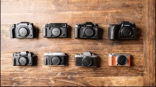 Which FUJI Camera to buy - FUJI X BUYING GUIDE