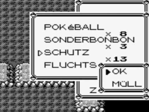 Pokemon Rot Karte.Pokemon Rote Edition Walkthrough 18 Der Felstunnel