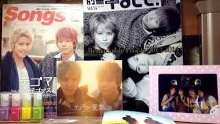 "28*NEWS ""テゴマスの青春""開封動画(*≧∀≦)ゞ"