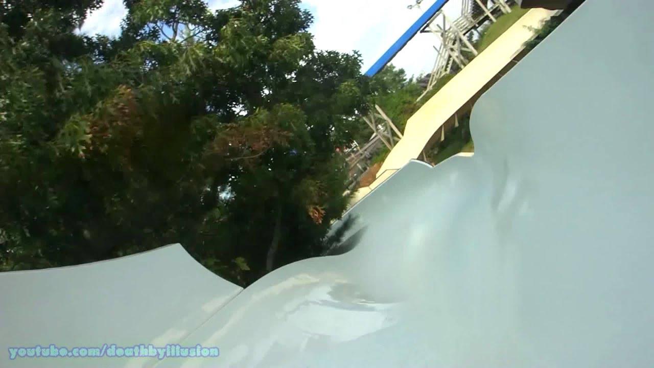 bermuda triangle hd pov noahs ark waterpark youtube