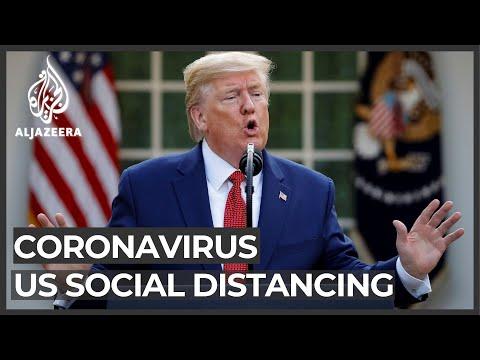Trump extends US