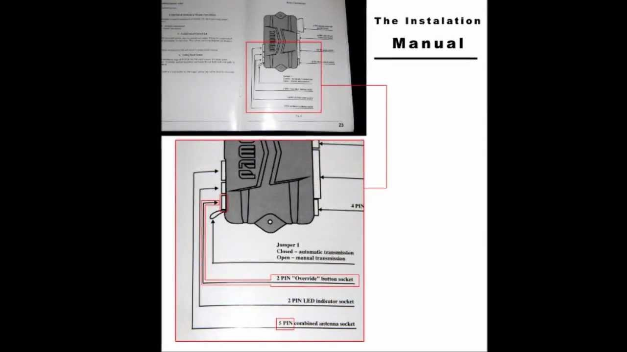 Need Help  2 Way    Car       Alarm    installation    wiring    problem  PAMOC PA708  YouTube