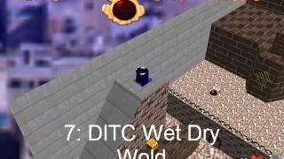 Super Mario 64 Funny Death Tricks And Glitches