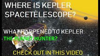 KEPLER SPACECRAFT DETAILS:SPACE DOCUMENTARY