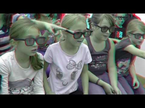El Coooc a la Festa Supers 2013 en 3D (Anáglifos)