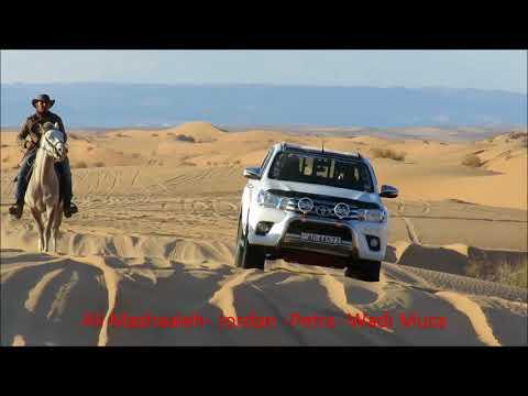 Some Fun in Wadi Araba