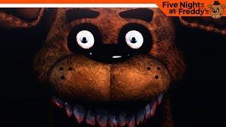 НАЧАЛО ФНАФ 1 😱 Five Nights at Freddy's (FNAF) Прохождение на русском
