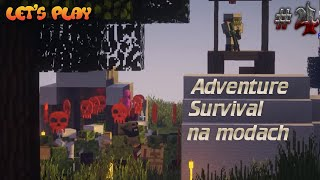 Adventure Survival na Modach #4 - 3 Zadania