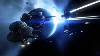 AlienHand - Above the Asteroids Eve Online Remix