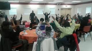 Senior Citizens Unleash Their Superpowers