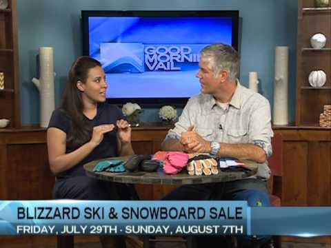 Vail sports blizzard ski & snowboard sale - fri. 7/29 - sun. 8/7